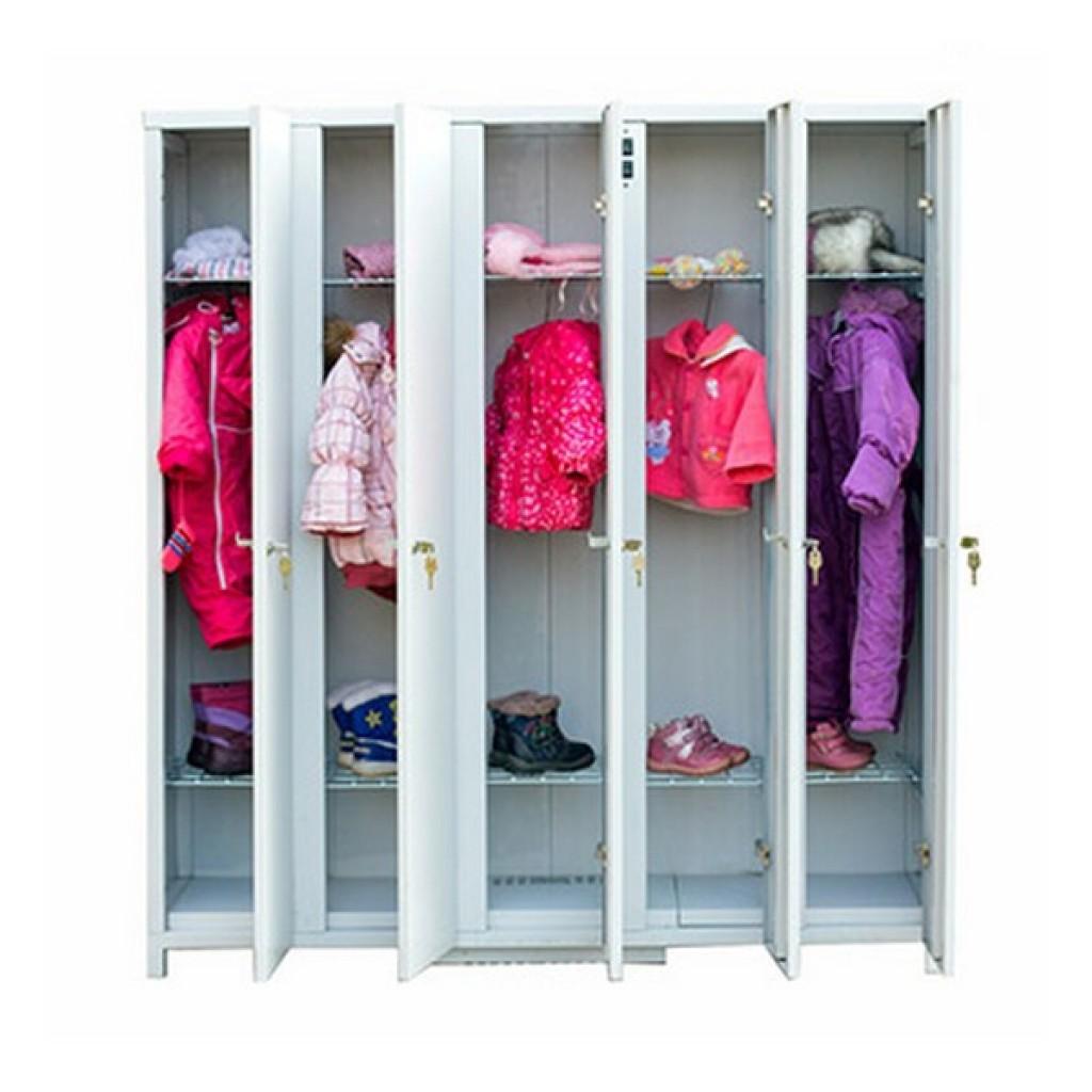 Цена на шкаф сушильный kidbox 5 для детской одежды от компан.